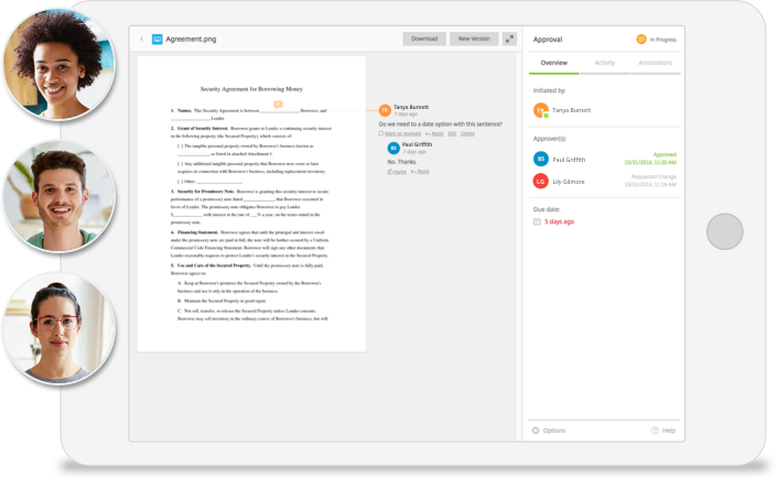 ShareFile Collaboration Tool